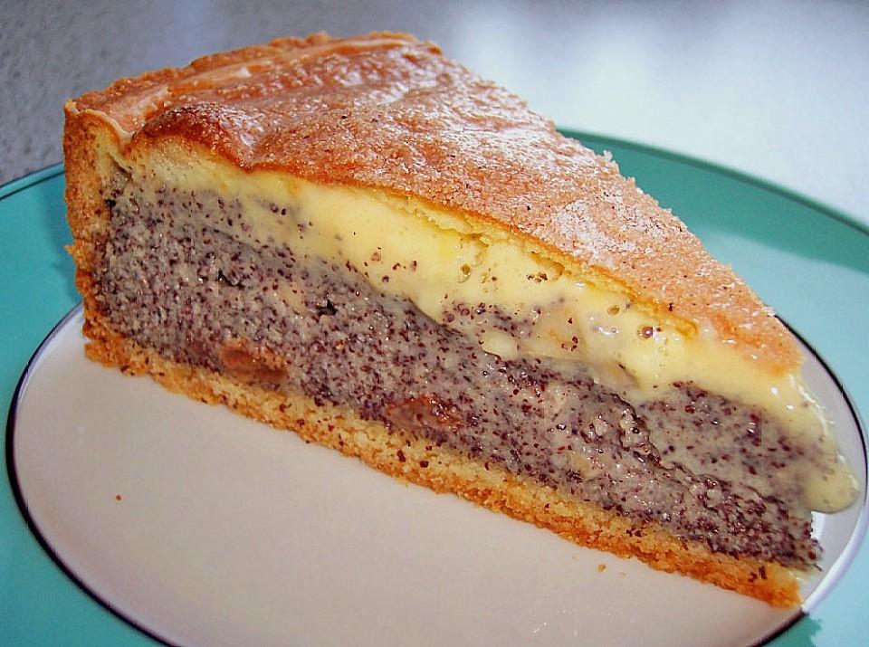 Saftiger Mohnkuchen A La Sylvia Von Baumfrau Chefkoch De