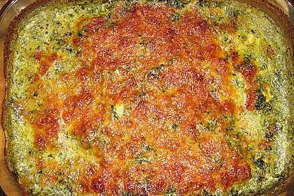 Seelachsfilet mit Spinat - Feta - Kruste 16