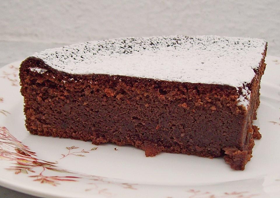 Danischer Schokoladenkuchen Von Elfenmadchen Chefkoch De