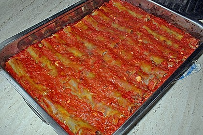 Cannelloni griechisch 8