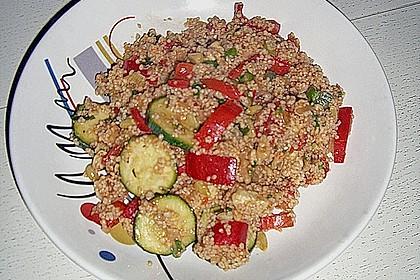 Hähnchencurry mit Couscous 4