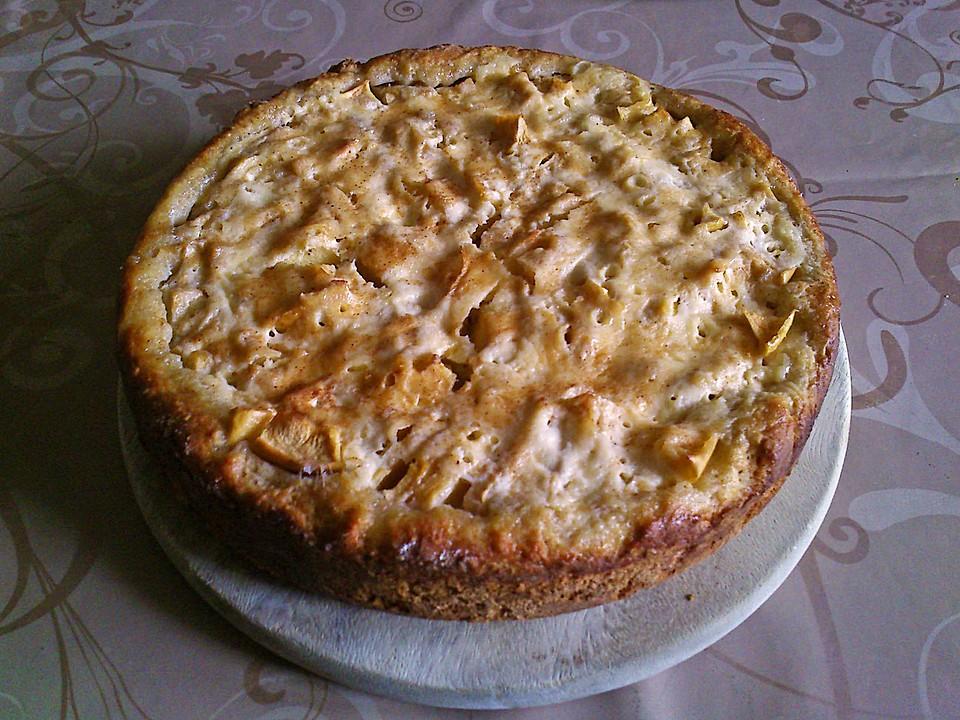 Apfel Zimt Kuchen Vom Blech Von Stierchen Chefkoch De