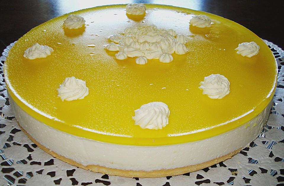 Zitronen Joghurt Torte Von Sofi Chefkoch De