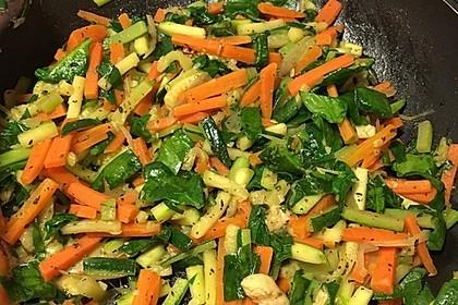 Gemüse-Quiche 44