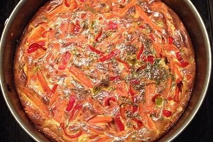 Gemüse-Quiche 31