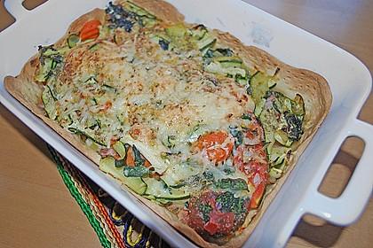 Gemüse-Quiche 36