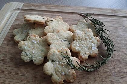 Parmesan - Rosmarin - Cracker 3