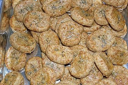 Parmesan - Rosmarin - Cracker 7