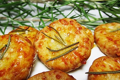 Parmesan - Rosmarin - Cracker
