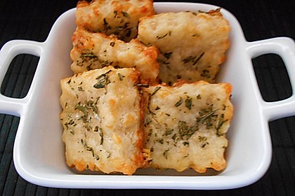Parmesan - Rosmarin - Cracker 4