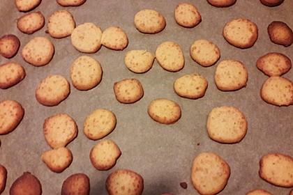 Parmesan - Rosmarin - Cracker 10