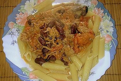 Cremiges Chili Con Carne mit Sauerrahm 6