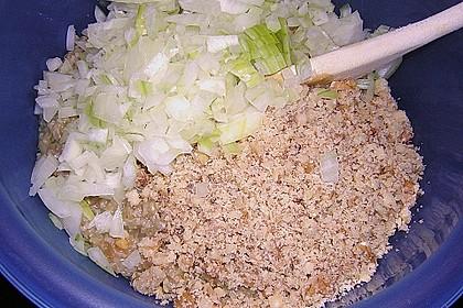 Grünkern - Frikadellen mit Joghurtsauce 19