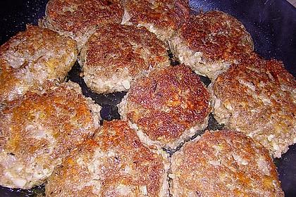 Grünkern - Frikadellen mit Joghurtsauce 22