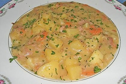 Kartoffelsuppe 8