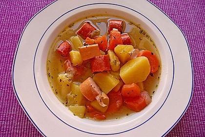 Kartoffelsuppe 19