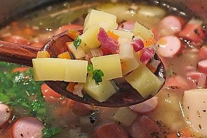 Kartoffelsuppe 11