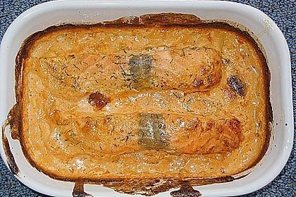 Lachs-Sahnesoße zu Nudeln 107
