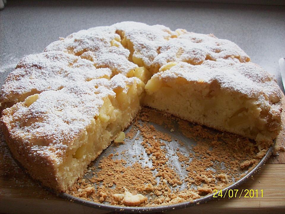 Schneller Apfelkuchen Von Third Chefkoch De
