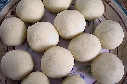 Zwetschgenknödel aus Kartoffelteig 1