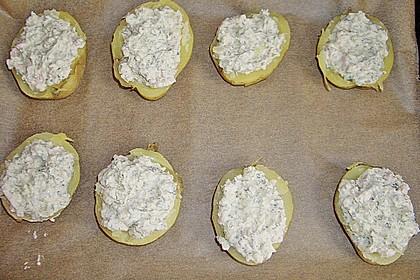 Gefüllte Kartoffeln 9