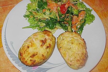 Gefüllte Kartoffeln 3