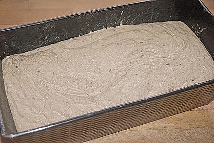 Schnelles Dinkel - Buchweizen - Brot 50