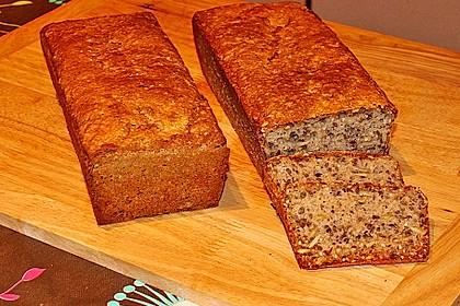 Schnelles Dinkel - Buchweizen - Brot 20