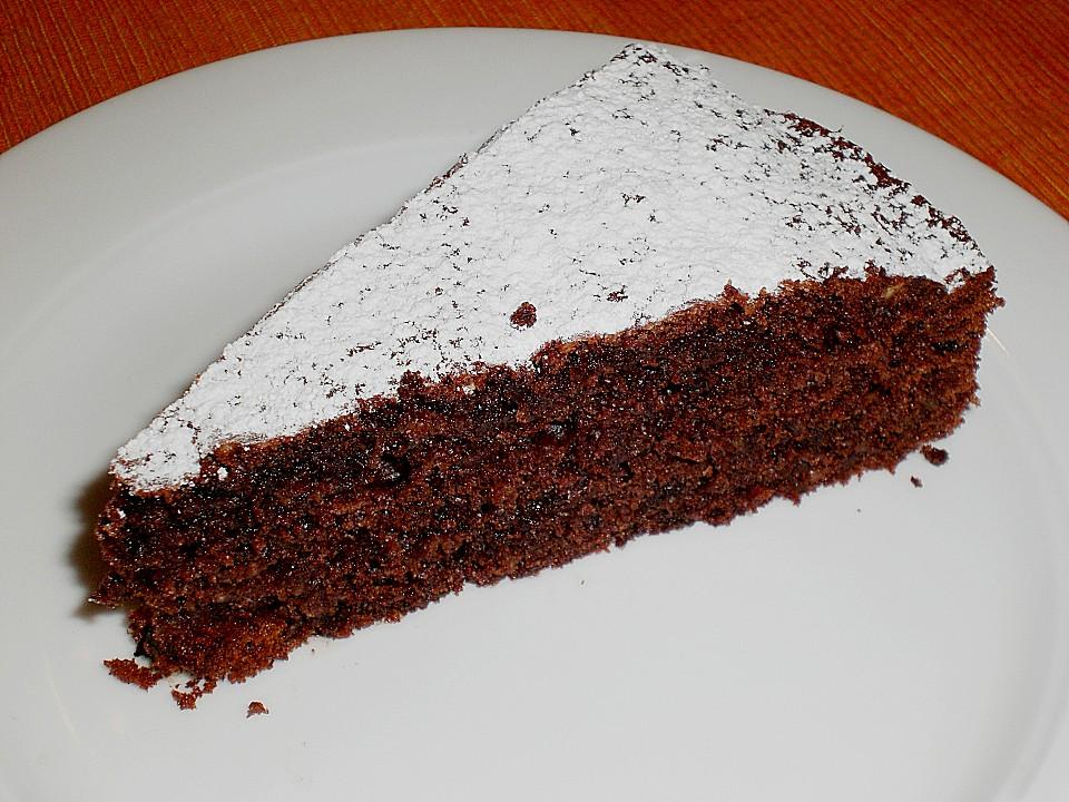Extra Schokoladiger Schokoladenkuchen Von Ally Chefkoch De