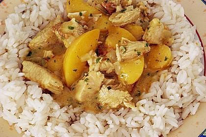 Puten - Curry - Gulasch 1