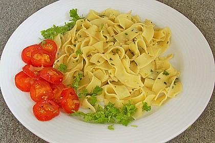 Knoblauchspaghetti II 3