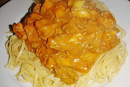 Curryrahm - Nudeln 8