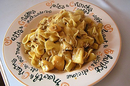 Curryrahm - Nudeln 6