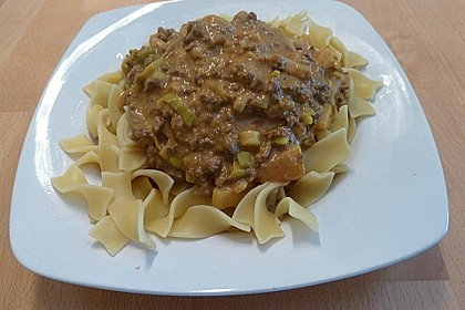 Curryrahm - Nudeln 7
