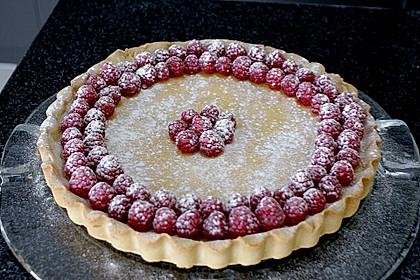 Weißer Schokokuchen mit Erdbeeren 21