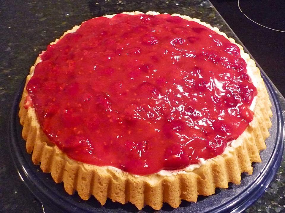 Schneller Rote Grutze Kuchen Mit Schmand Von Joseph Ne Chefkoch De