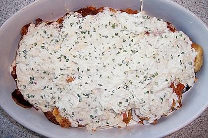 Bratkartoffelauflauf mit Schnitzel 54