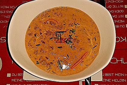 Hack - Tomaten - Käse - Suppe