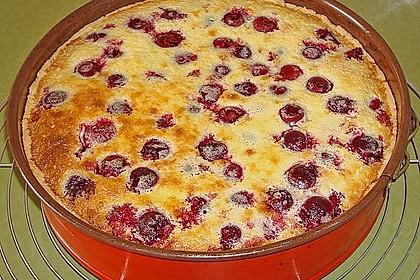 1-2-3 - Obstkuchen mit Crème fraiche 6