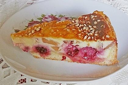 1-2-3 - Obstkuchen mit Crème fraiche 21