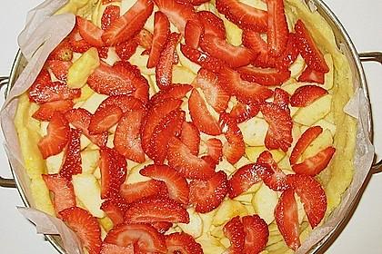 1-2-3 - Obstkuchen mit Crème fraiche 31
