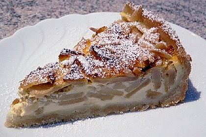 1-2-3 - Obstkuchen mit Crème fraiche 12