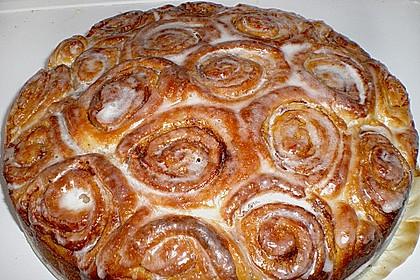 Zimtrollen-Kuchen 4