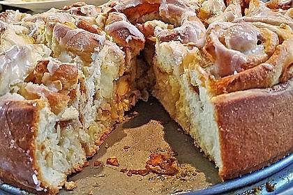Zimtrollen-Kuchen 9