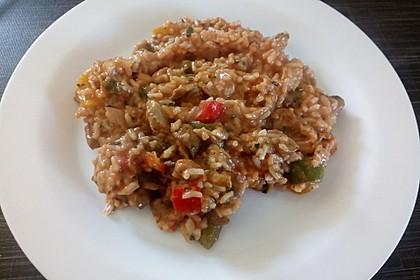 Puten-Reis-Pfanne 8