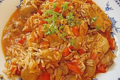 Puten-Reis-Pfanne 2