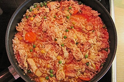 Puten-Reis-Pfanne 25