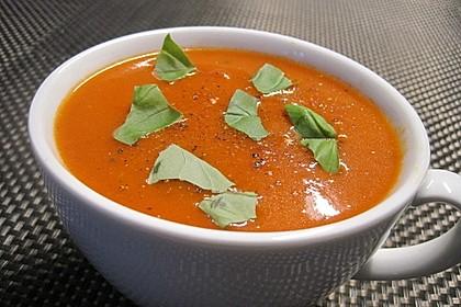 Schnelle Tomatensuppe 13