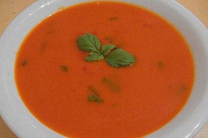 Schnelle Tomatensuppe 6