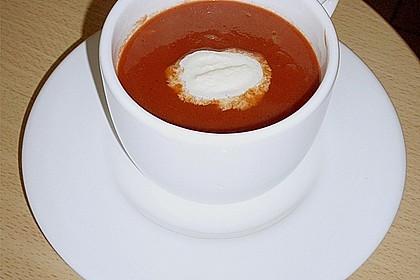 Schnelle Tomatensuppe 11